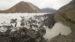 A view of Khurdopin glacier shot during the monitoring visit