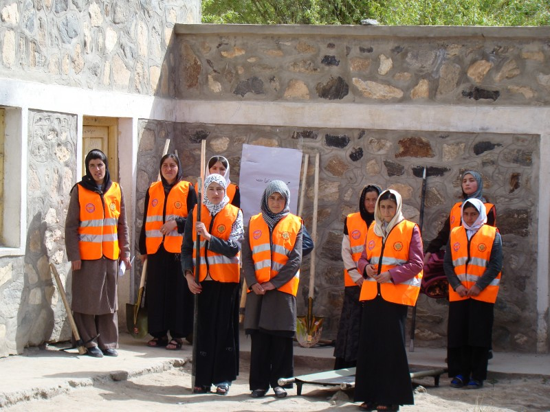 Search and Rescue Team in Badakshan