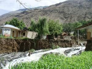 Destruction in Gich, Punial