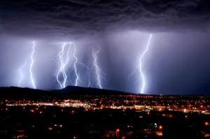 Thunderstorm Image